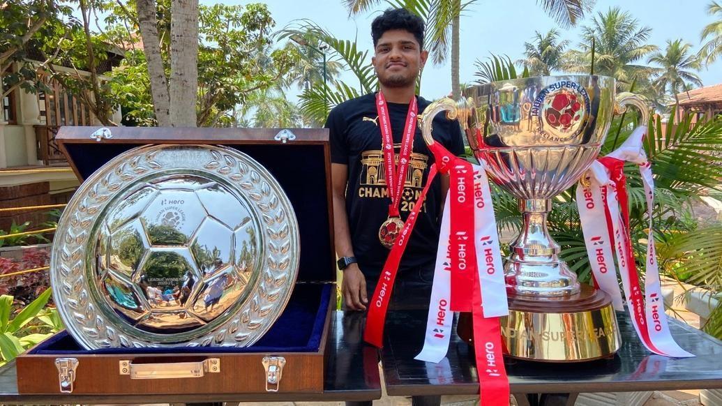 Amey Ranawade commits long-term future with ISL Champions Mumbai City FC