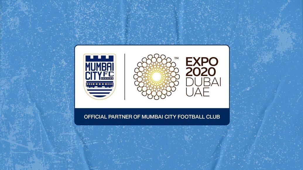 ISL Champions Mumbai City FC help kick off global partnership with City Football Group and Expo 2020 Dubai
